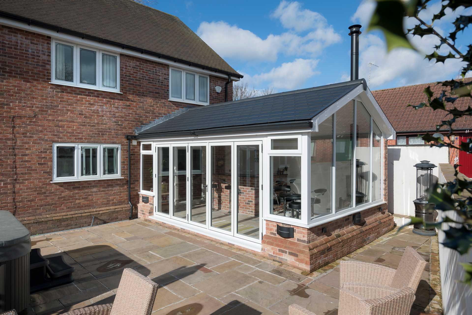 Conservatory, Rochford Essex