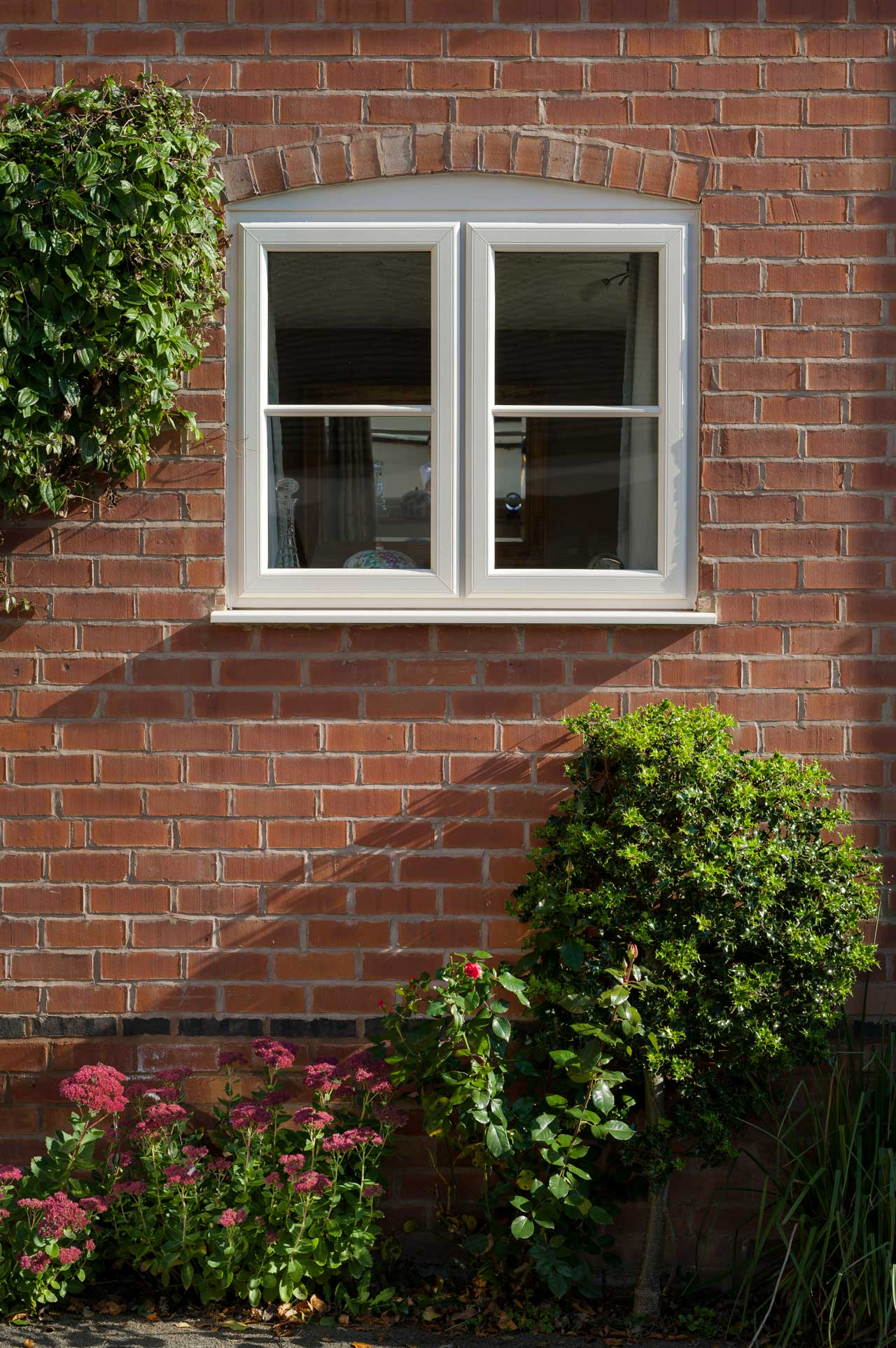 Rochford french casement windows fitted