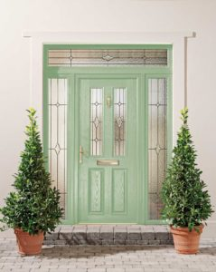 Chartwell Green Front Door Replacement