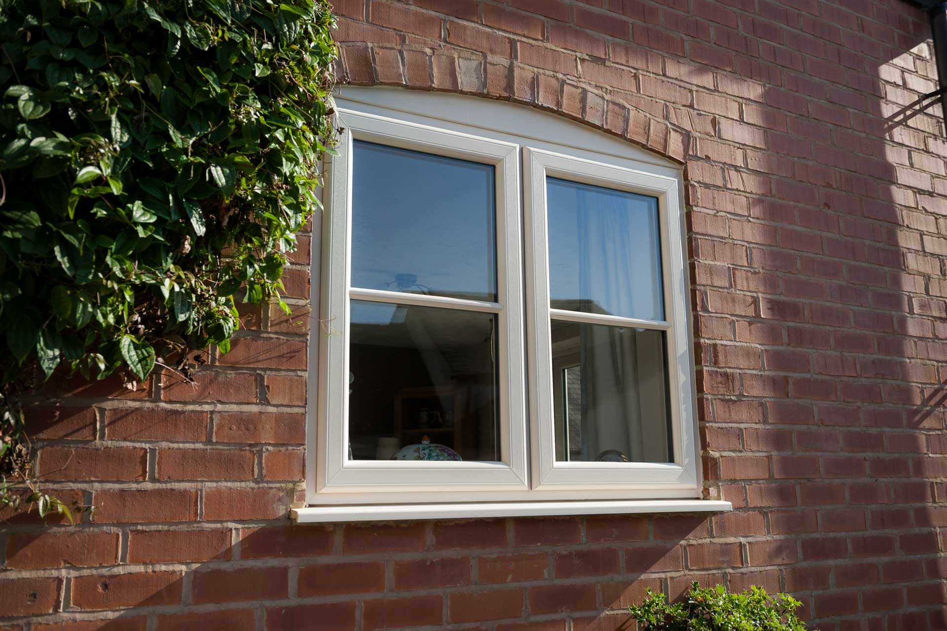 Casement Windows that work as a fire escape