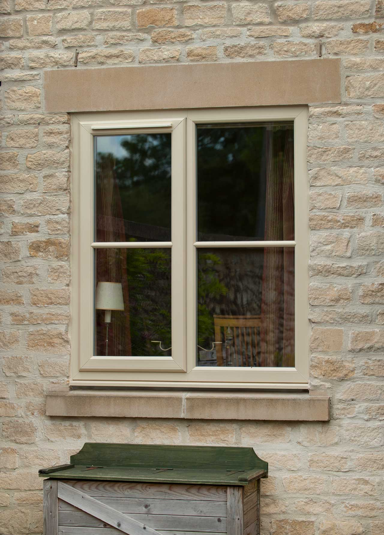Cream casement window prices Rochford
