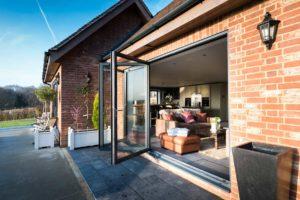 Aluminium Bi-Fold Doors Rochford