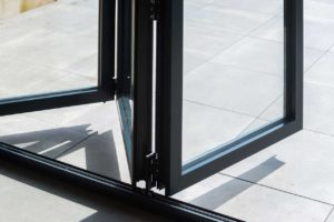 Panoramic bifold doors Southend