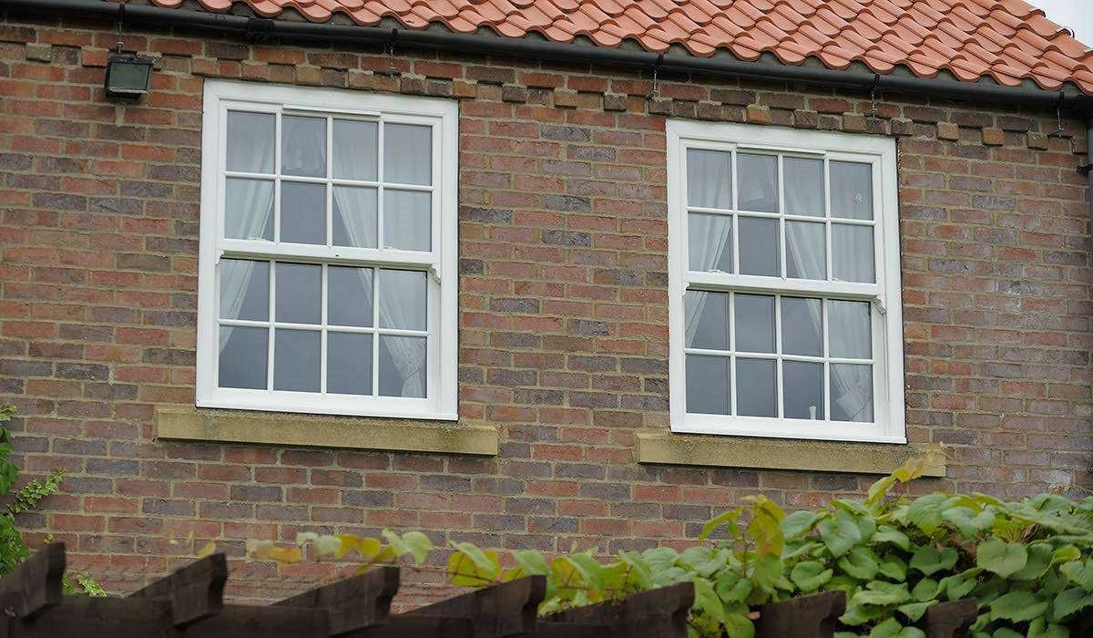 uPVC Sash Window Replacement Rochford