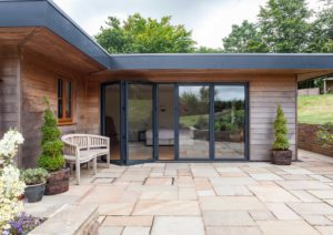 Slimline Bi-Folding Doors Southend