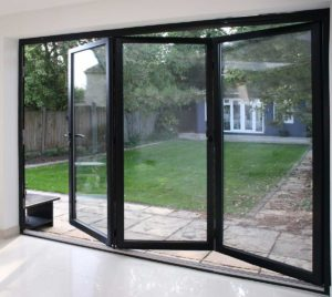 Aluminium Bi fold Doors Fitted Rochford