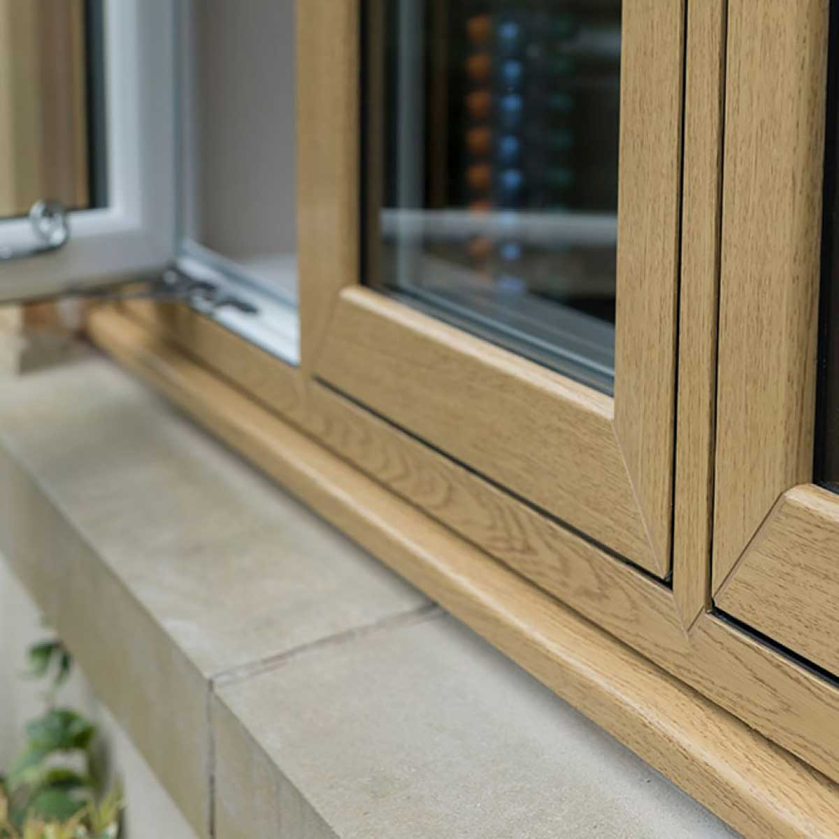 Flush Sash Casement Windows Essex