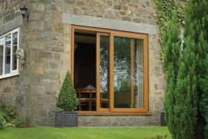 Carter Glass uPVC Patio Door