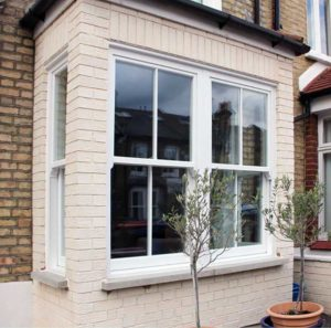 uPVC White Sash Windows Essex