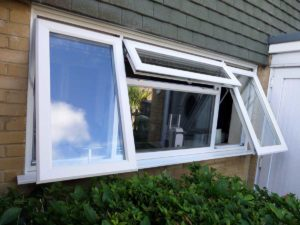 Tilt and Turn Outwards Windows Essex