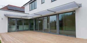 Aluminium Bi-Fold Doors in Southend On Sea