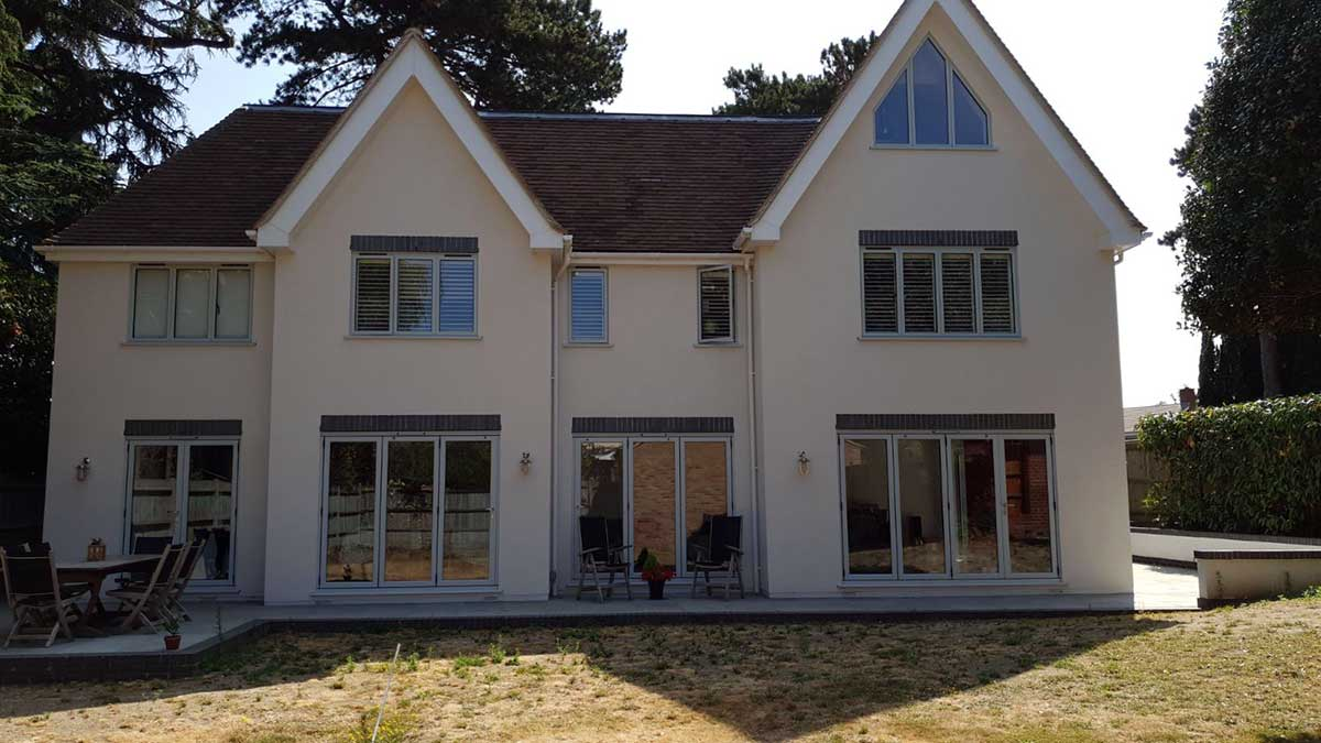 Aluminium Windows Rochford Essex