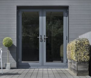 Flush French Doors Essex