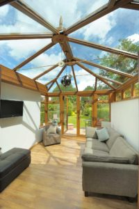 Acoustic glazing Conservatory Rochford