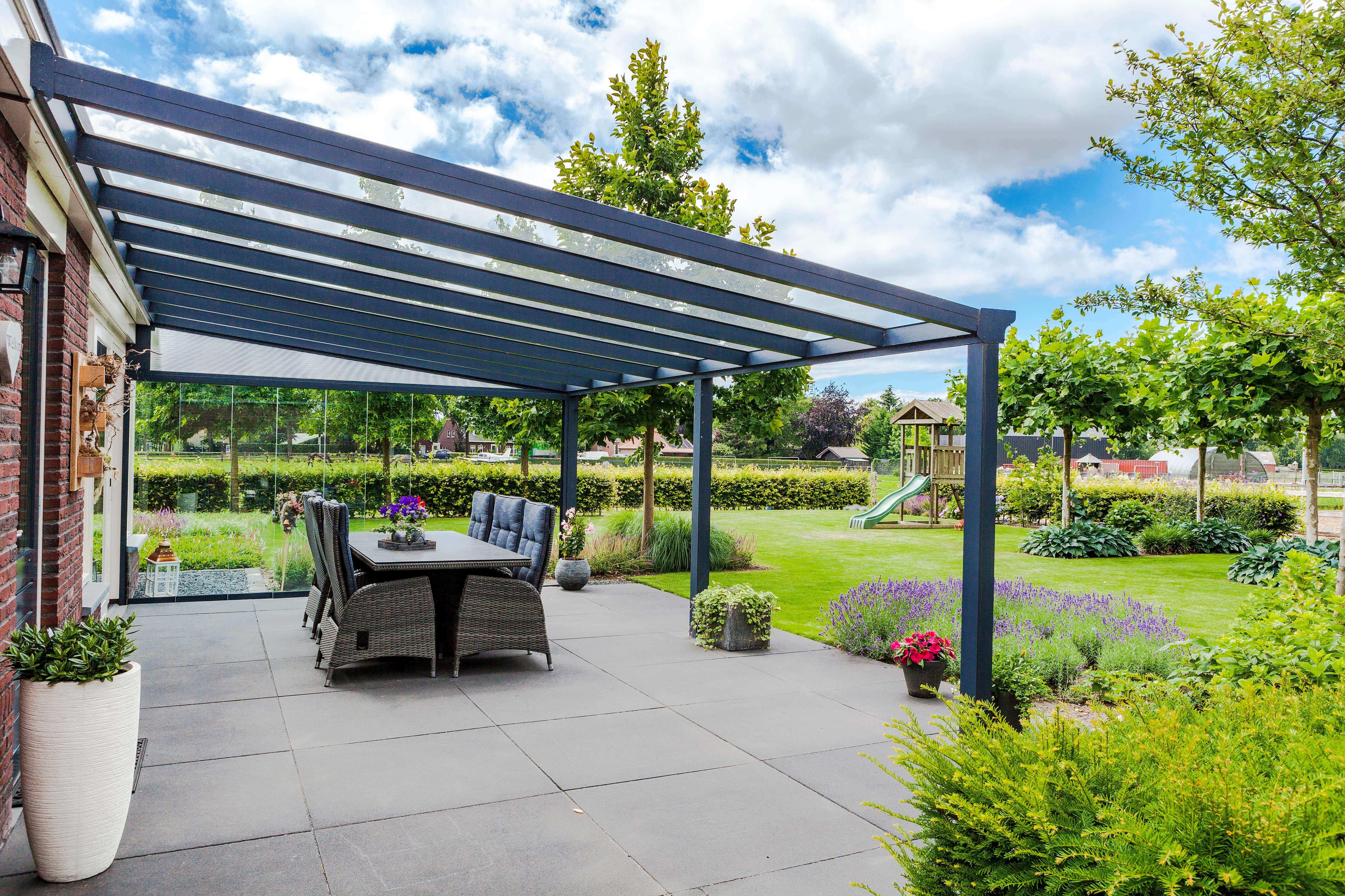 aluminium garden veranda southend