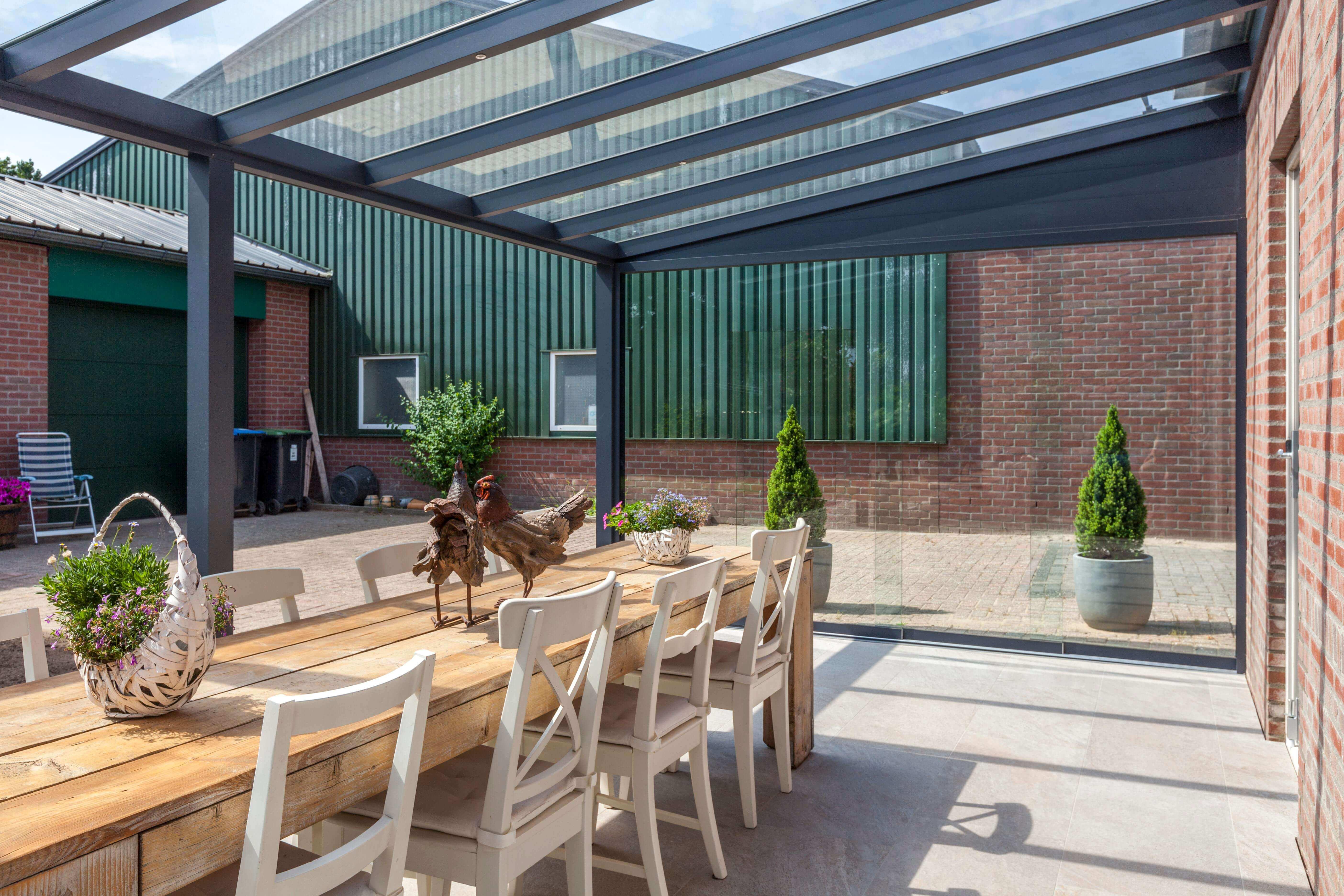 aluminium verandas southend
